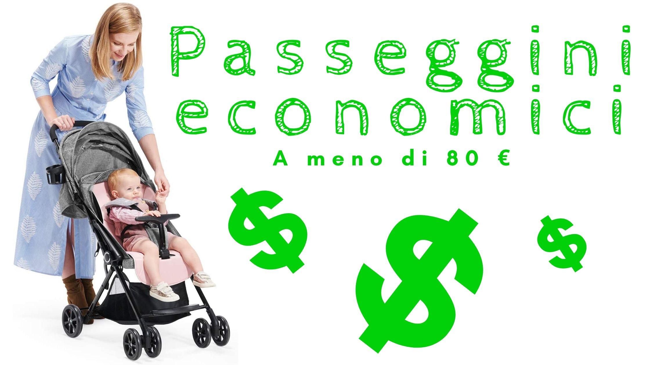 Passeggini economici