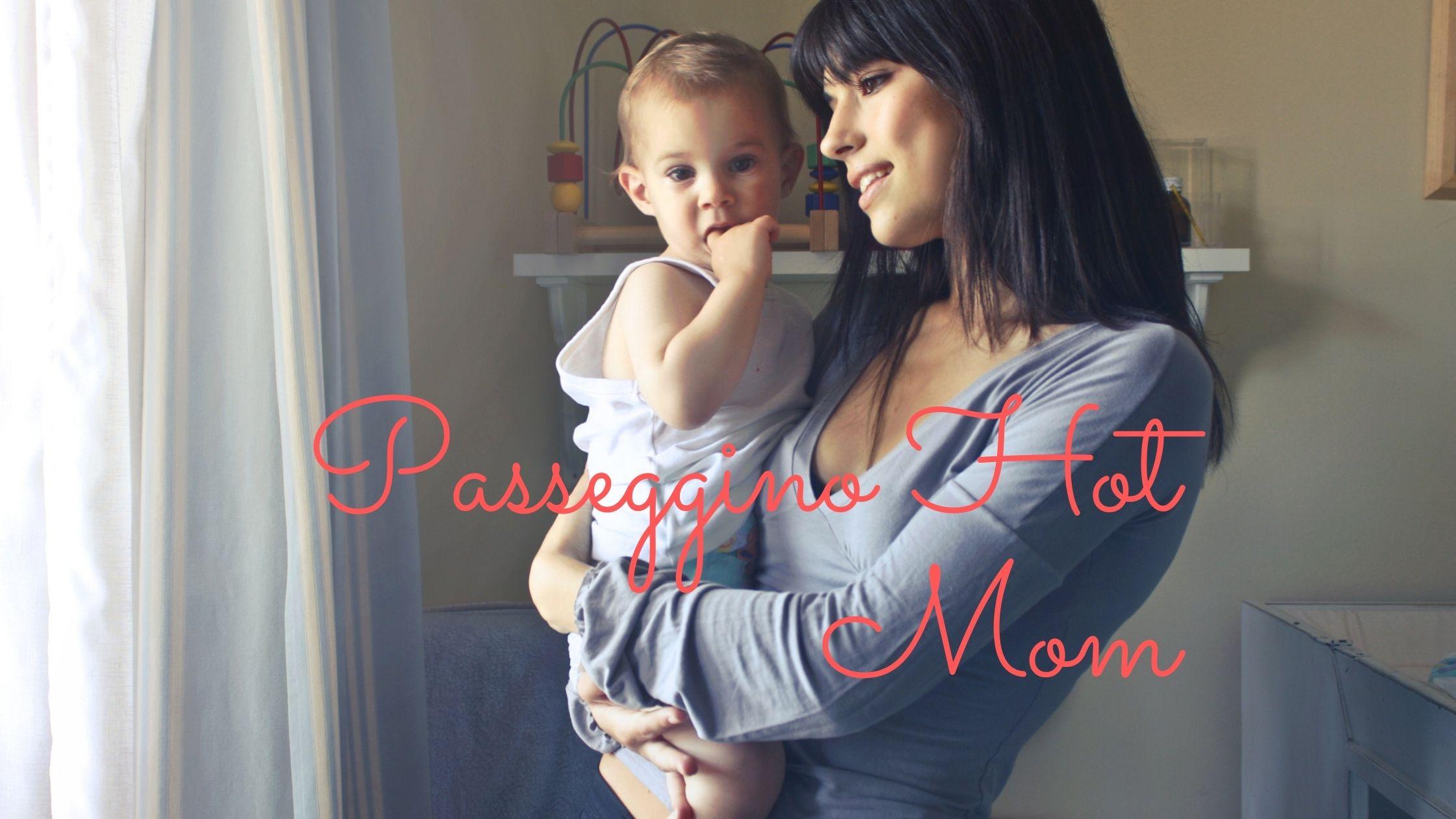 Passeggino Hot Mom